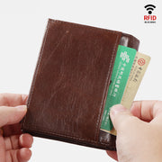Anti-Theft Multi-Slot Small Wallet