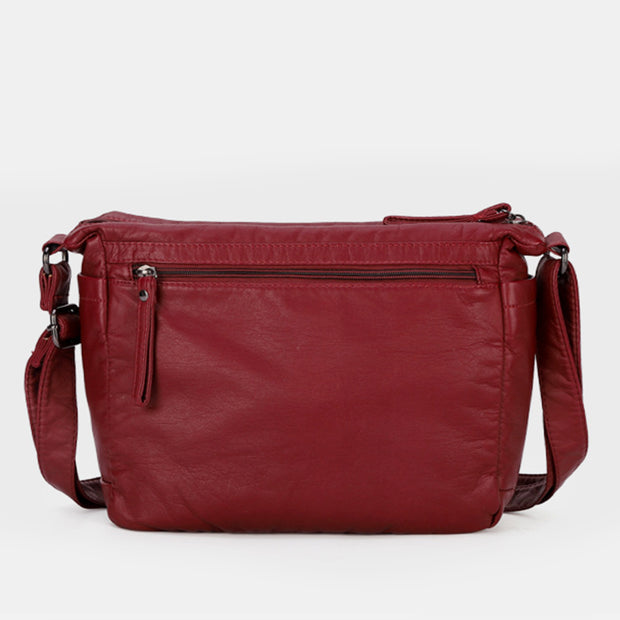 Casual Large Capacity Waterproof Crossbody Bag