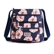 Printing Shoulder Bag Wild Oxford Cloth Messenger Bag