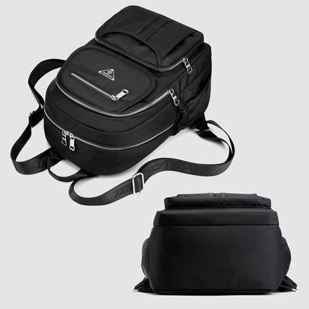 Multi-Compartment Waterproof Lightly Design Backpack