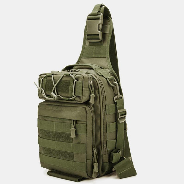 3-way Use Multifunctional Camouflage Sling Bag
