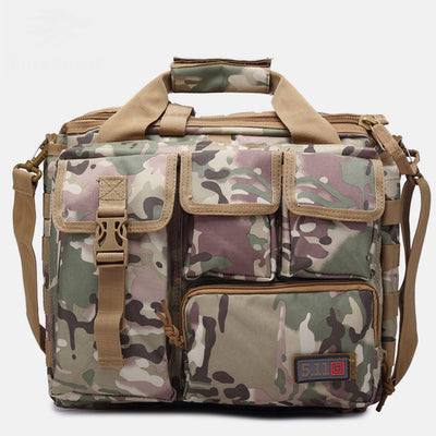 Multifunction Tactical Briefcase Computer Shoulder Handbags