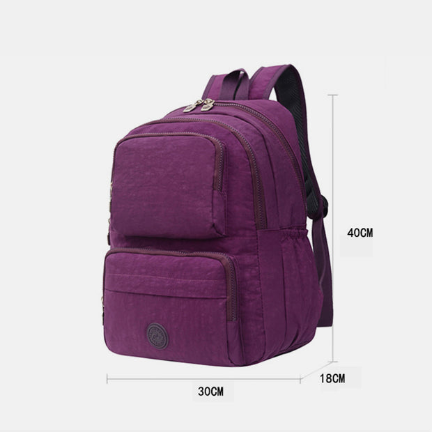 Large Capacity Waterproof Lightweight Travel Backpack