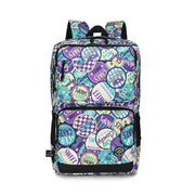 Large Capacity Floral Printing Backpack