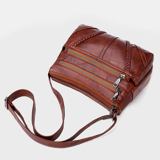 Multifunctional Water-Resistant Crossbody Bag