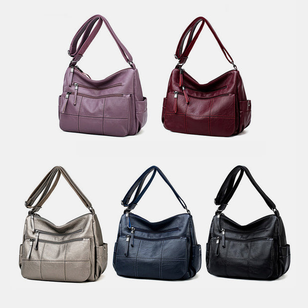 Large Capacity Casual Multifunctional Crossbody Shoulder Bag