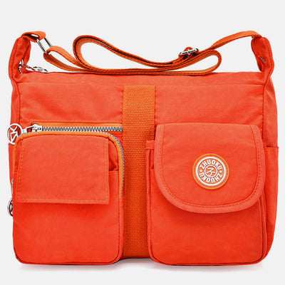 Large Capacity Waterproof Multifunctional Crossbody Bag