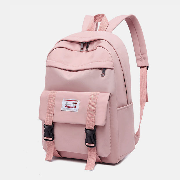 Lightweight Water Resistant Large School Laptop Backpack