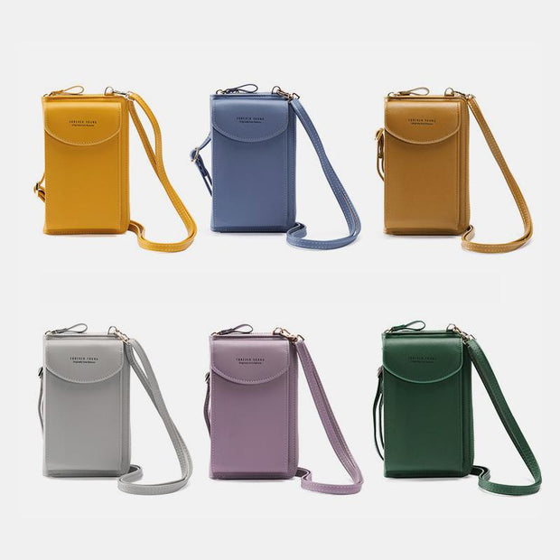 Multifunctional Large Capacity Phone Bag
