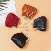 Genuine Leather Vintage Coin Purse