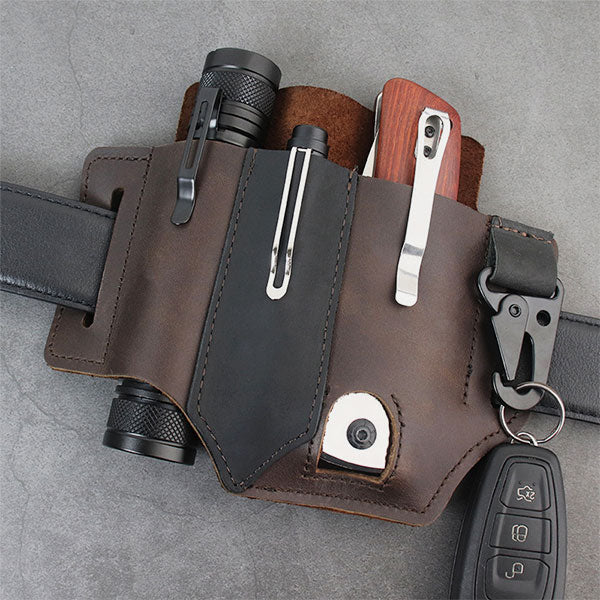 Multifunctional DEC Tactical Tool Storage Pocket