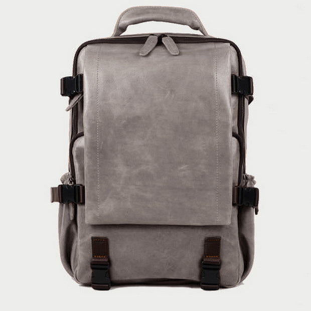 Large Capacity Anti-theft Classic Backpack
