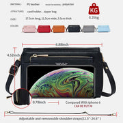 Large Capacity Crossbody Bag Cellphone Purse