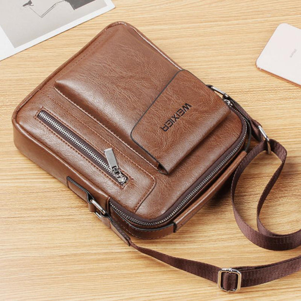 Casual Scratch-resistant Crossbody Bag