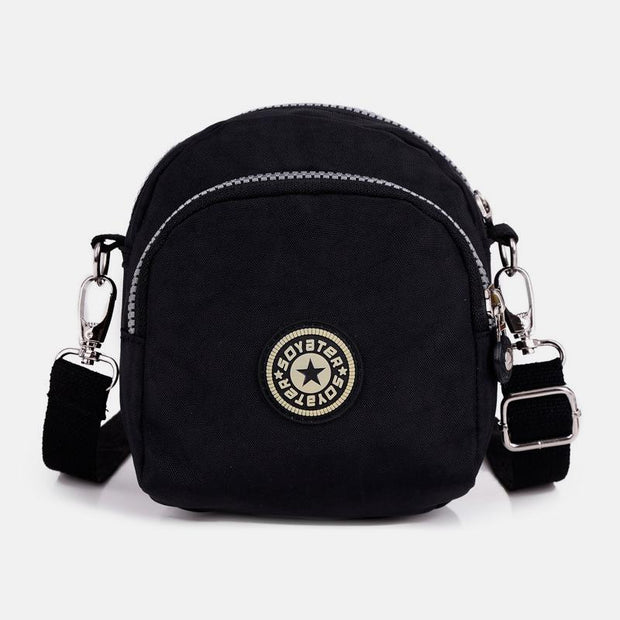 Waterproof Multi-Pocket Crossbody Bag