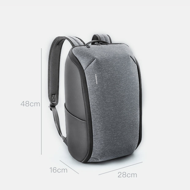 Collapsible Waterproof Anti-theft Travel Backpack With USB Charging Port
