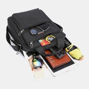 Multi-pocket Anti-theft Handbag Crossbody Bag