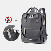 Large Capacity Casual Waterproof Anti-Theft Backpack