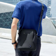 Waterproof Lightweight Large Capacity Messenger Bag