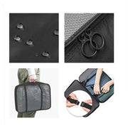 7PCS Travel Mesh Bag Luggage Organizer