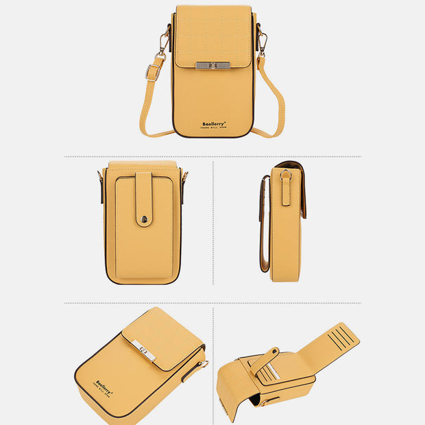 Multi-Card Phone Bag Crossbody Bag