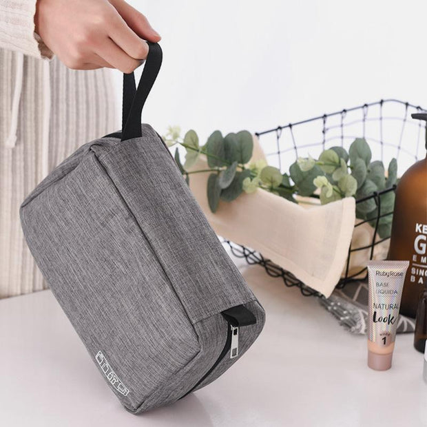 Waterproof Toiletry Organizer Cosmetic Bag
