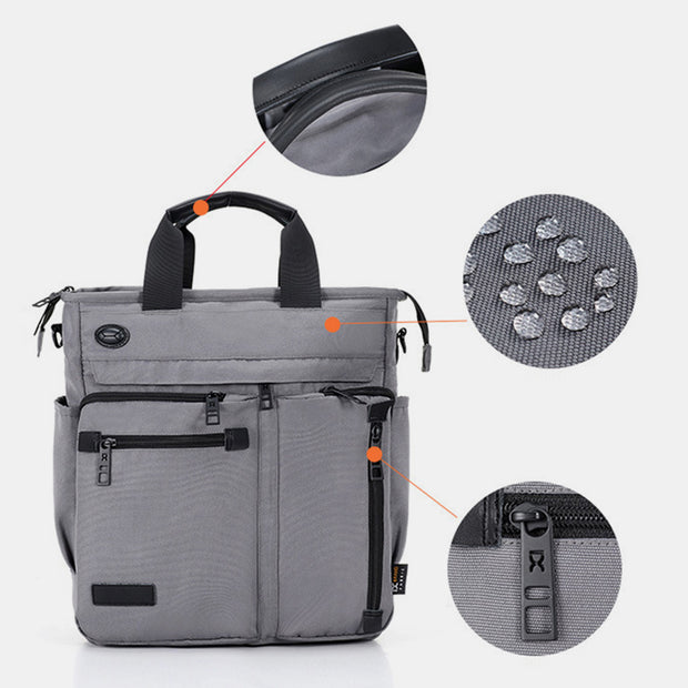 Large Capacity Multifunctional Waterproof Handbag-Backpack