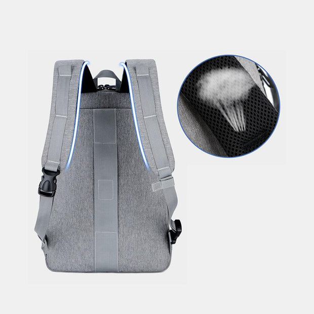 Large Multifunctional Laptop Travel Backpack