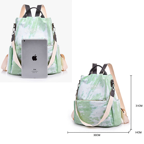 Anti-theft Gradient Fashion Backpack