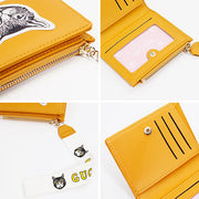 Cute Cartoon Wristband Wallet
