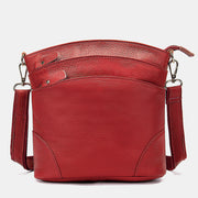 Genuine Leather Stylish Crossbody Bag