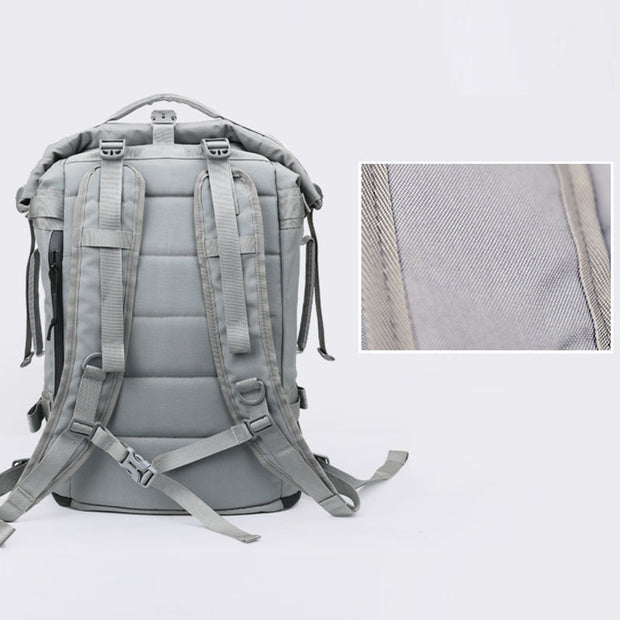 Large Capacity Multifunctional Waterproof Travel Backpack