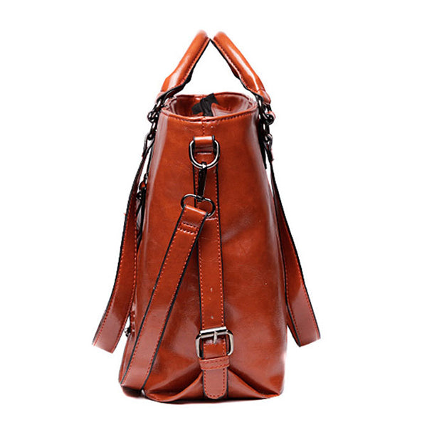 Large Capacity Elegant Handbag