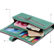 Large Capacity Elegant Wallet