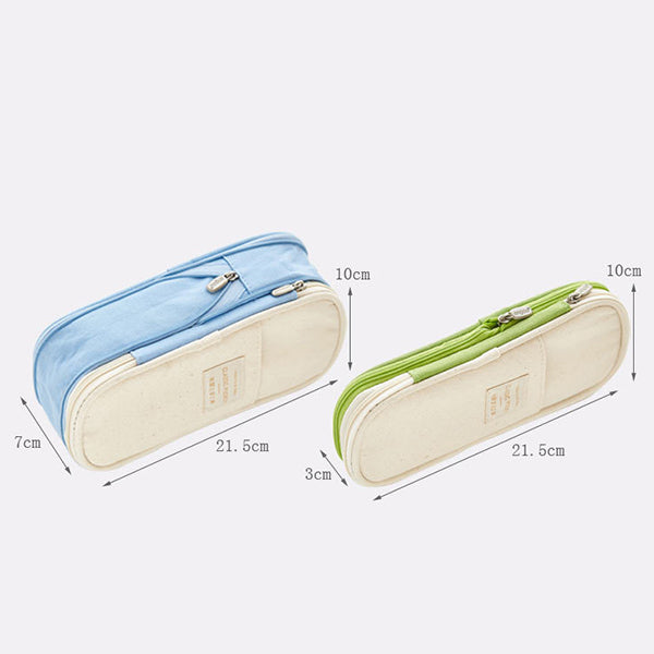 Large Capacity Pen Case Makeup Storage Bag