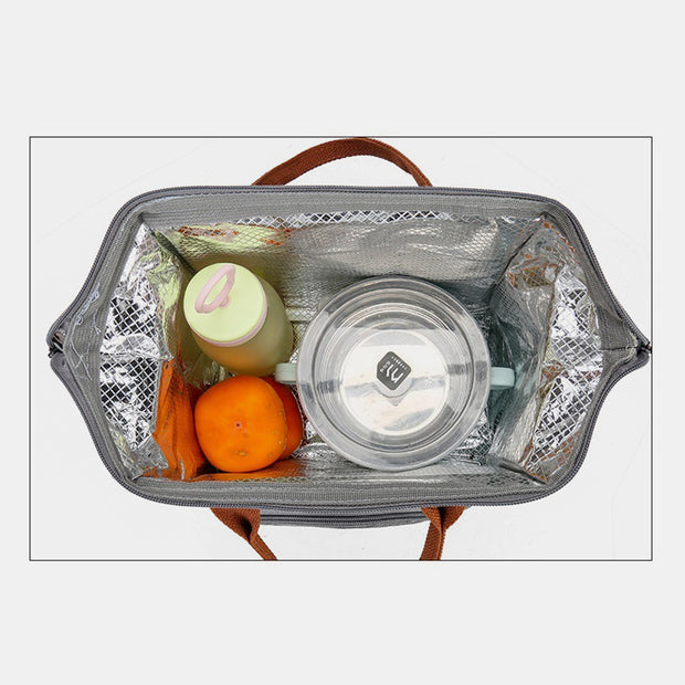 Large Capacity Thickened Portable Insulation Food Container