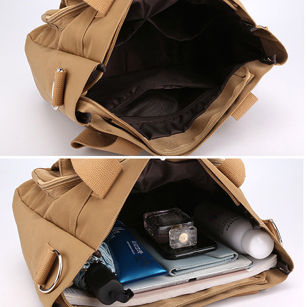 Lightweight Large Capacity Shoulder Bag