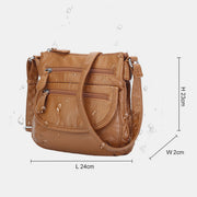 Multi-purpose Waterproof Crossbody Bag Shoulder Bag