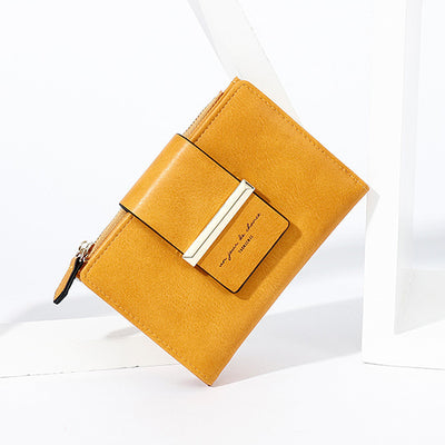 Multifunctional Vintage Wallet