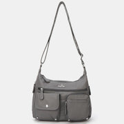 Wearproof Large Capacity Soft Crossbody Shoulder Bag