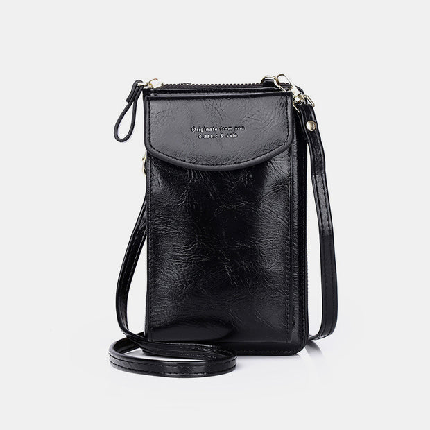 Multifunctional Phone Bag Crossbody Bag With Wallet
