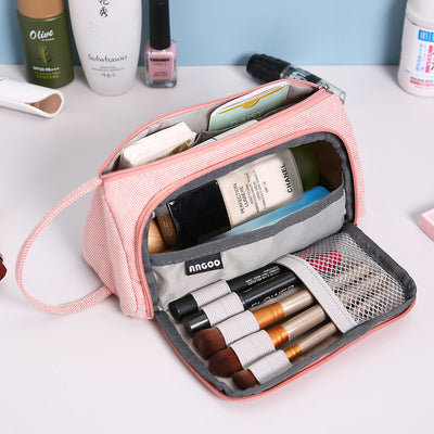 Student's Pen Case Makeup Storage Bag