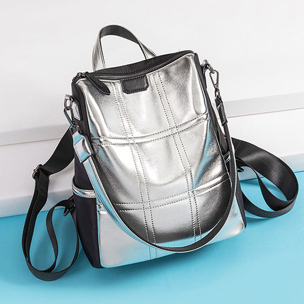 Waterproof Embossing Backpack