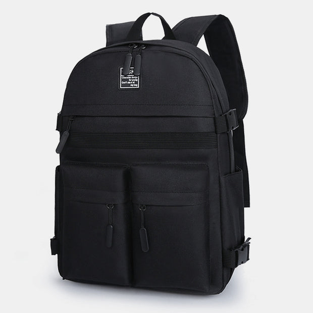 Lightweight Wear-Resistant Large Capacity Backpack