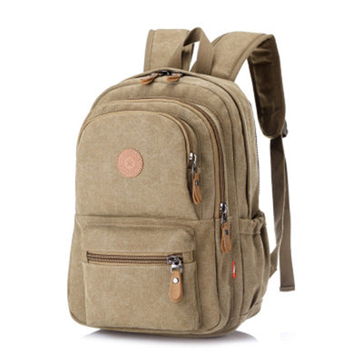 Wear-resistant Large Capacity Backpack