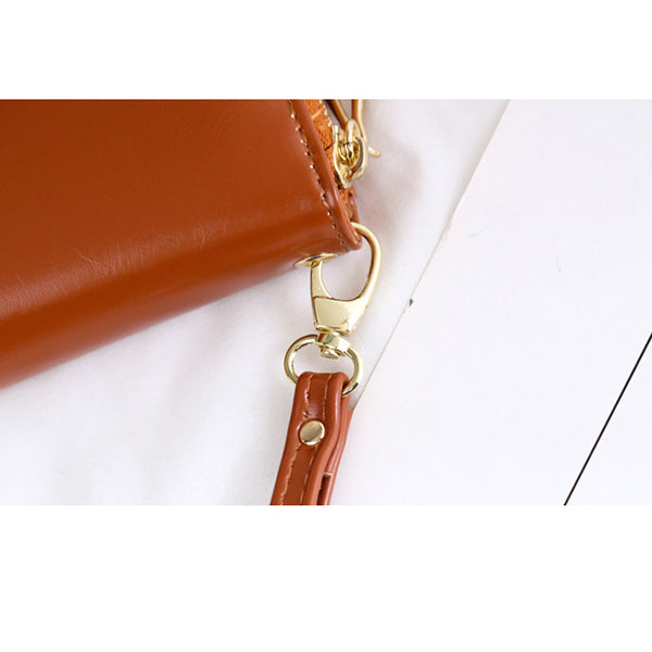 Zipper Clutch Classic Wallet