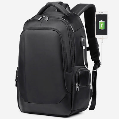 USB Large Capacity Waterproof Backpack
