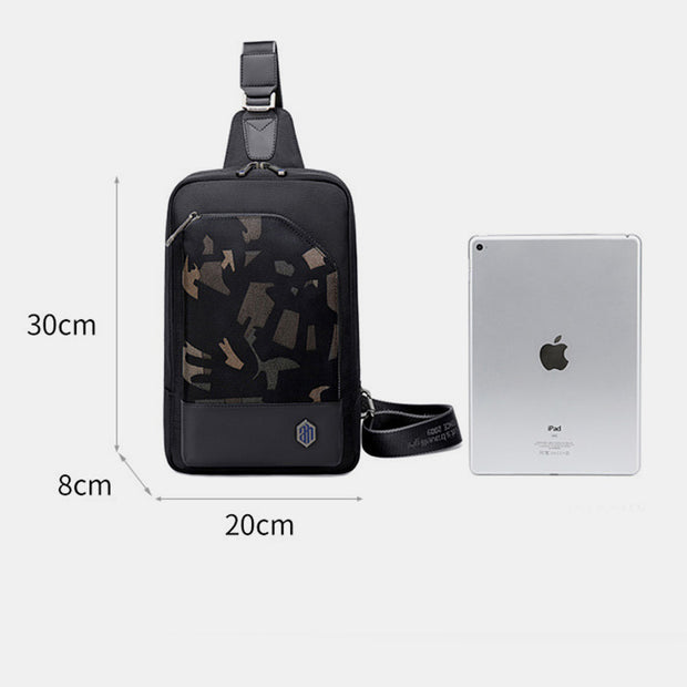 Large Capacity Multifunctional Shoulder Bag