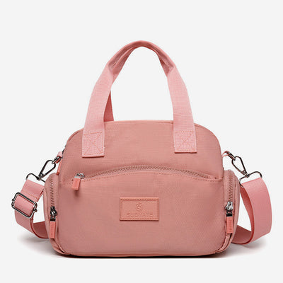 Lightweight Waterproof Multifunctional Nylon Handbag
