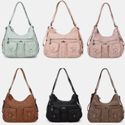 Waterproof Large Capacity Shoulder Bag Crossbody Bag
